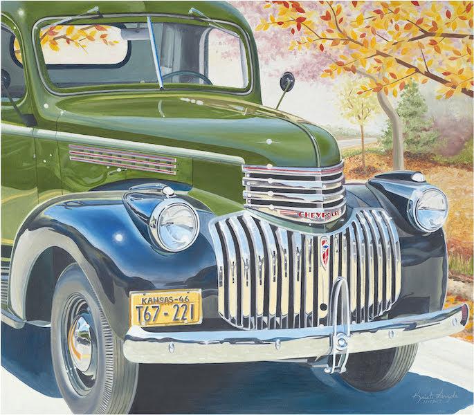 46 Chevy Truck Lg